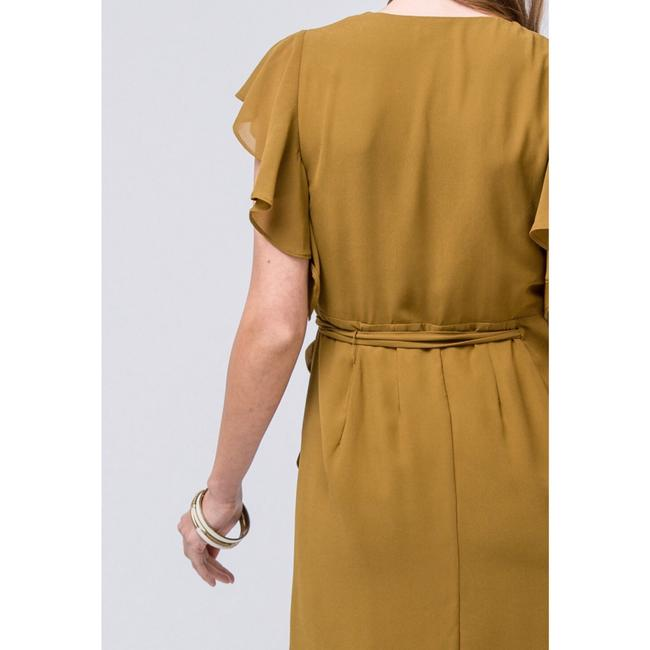 olive Maxi Dress by entro Image 6