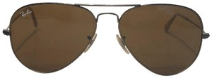 Ray-Ban Vintage Manufacture Distressed Aviator RB 3025 Free 3 Day Shipping