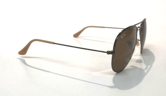 Ray-Ban Vintage Manufacture Distressed Aviator RB 3025 Free 3 Day Shipping Image 7
