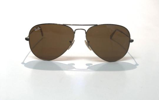 Ray-Ban Vintage Manufacture Distressed Aviator RB 3025 Free 3 Day Shipping Image 9