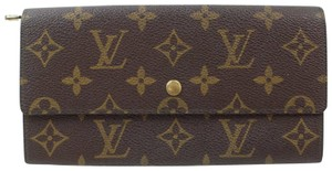 Louis Vuitton Portefeiulle Sarah Long Bifold Wallet - item med img