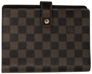 Louis Vuitton Louis Vuitton Damier Ebene Agenda MM