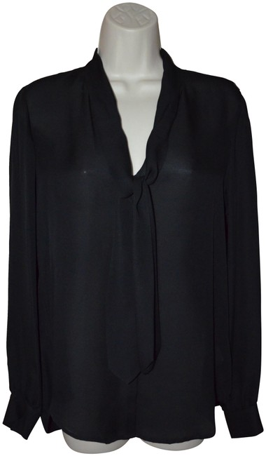 Preload https://img-static.tradesy.com/item/25569831/l-agence-black-xs-l-silk-tie-neck-long-sleeve-blouse-size-2-xs-0-1-650-650.jpg