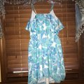 Lilly Pulitzer for Target short dress Blue on Tradesy Image 2