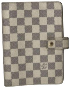 Louis Vuitton Louis Vuitton Damier Azur Agenda MM