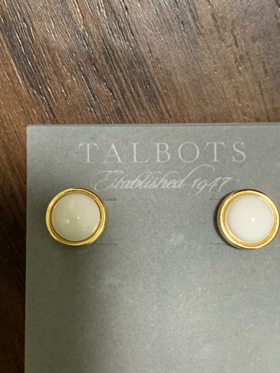 Talbots Talbots cabochon Earring Image 10