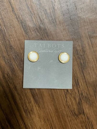 Talbots Talbots cabochon Earring Image 8