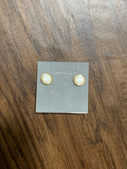 Talbots Talbots cabochon Earring Image 9