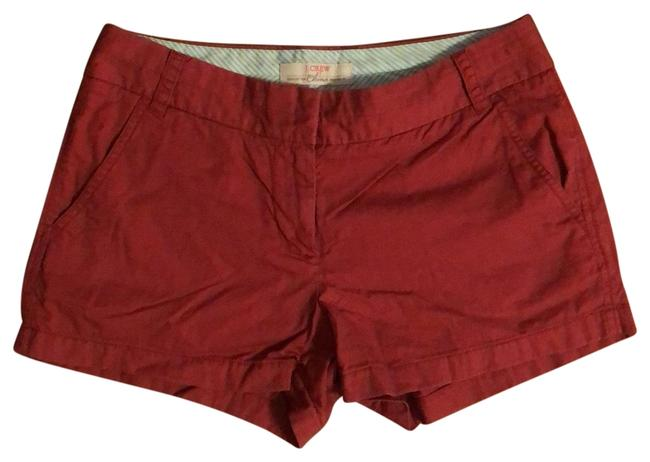 Item - Rust Chino Broken-in Shorts Size 4 (S, 27)