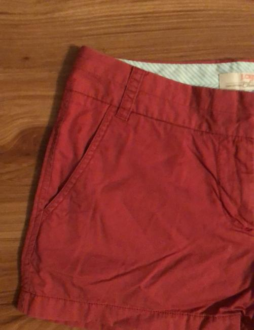 J.Crew Dress Shorts Rust Image 1