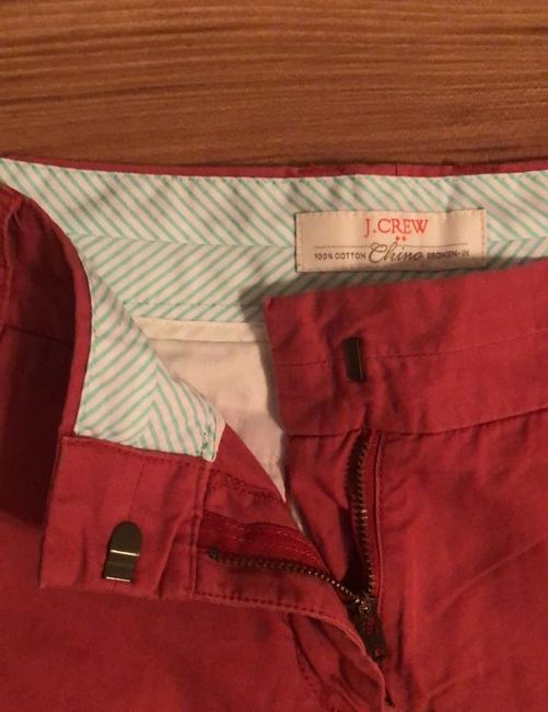 J.Crew Dress Shorts Rust Image 2
