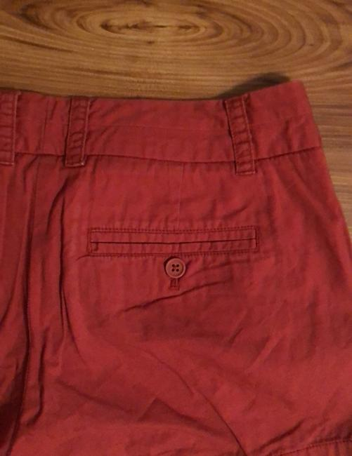 J.Crew Dress Shorts Rust Image 4