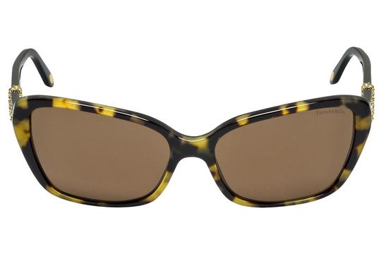 Tiffany & Co. TF 4069-B 8149/3G Garden Collection Sunglasses 58mm Italy Image 1