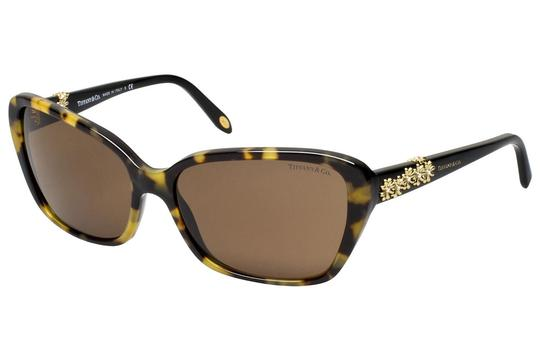 Tiffany & Co. TF 4069-B 8149/3G Garden Collection Sunglasses 58mm Italy Image 2