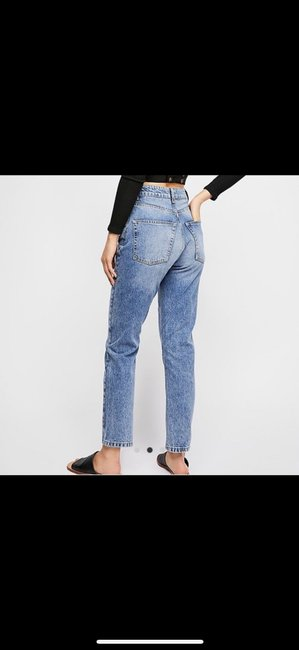 Free People Relaxed Fit Jeans Image 2