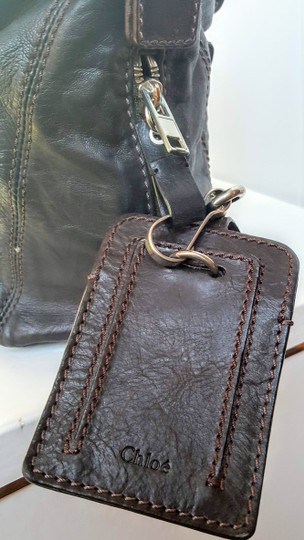Chloé Satchel in Black and browm Image 1