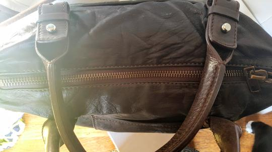 Chloé Satchel in Black and browm Image 2