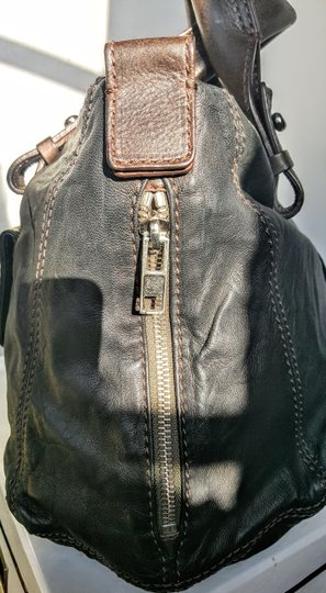 Chloé Satchel in Black and browm Image 4