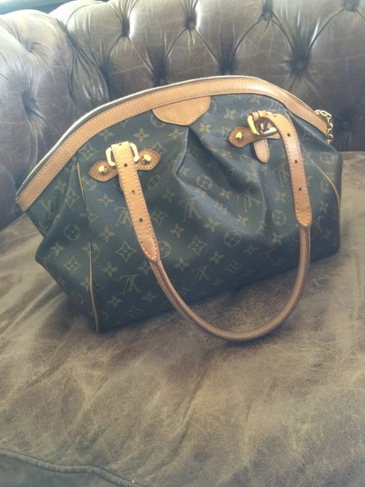 Louis Vuitton Monogram Tivoli Gm Tote Shoulder Bag Image 1