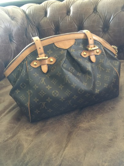 Louis Vuitton Monogram Tivoli Gm Tote Shoulder Bag Image 2