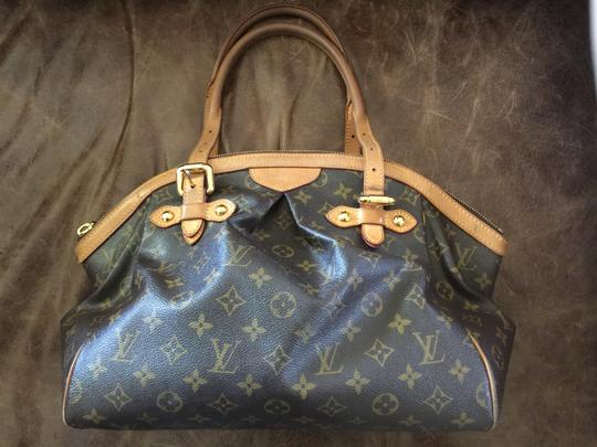 Louis Vuitton Monogram Tivoli Gm Tote Shoulder Bag Image 3