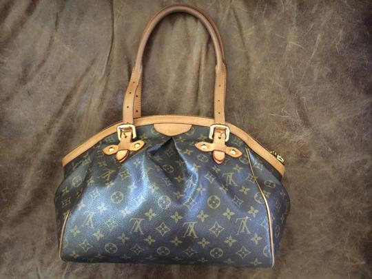 Louis Vuitton Monogram Tivoli Gm Tote Shoulder Bag Image 4
