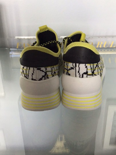 Kendall + Kylie white/Yellow/Black Athletic Image 3
