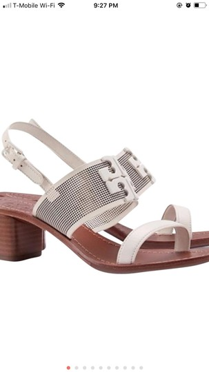 Tory Burch off white Sandals Image 3