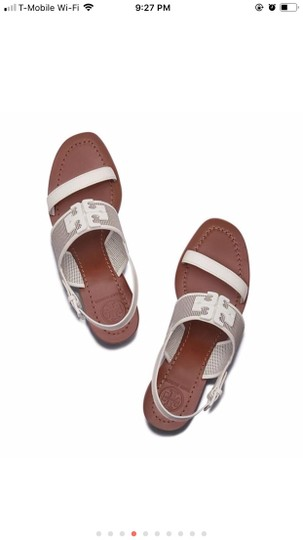 Tory Burch off white Sandals Image 4