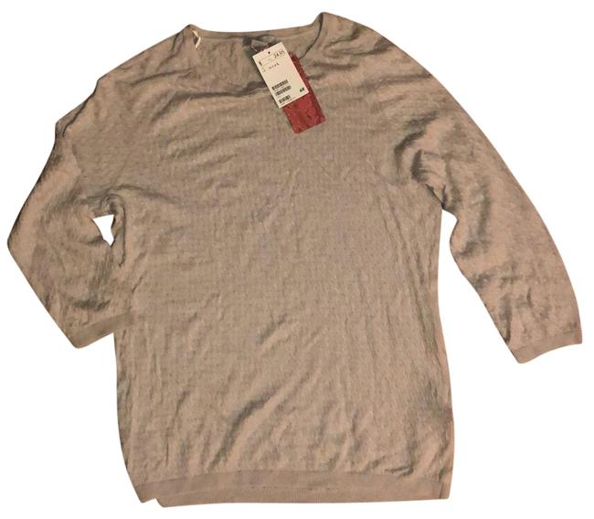 Preload https://img-static.tradesy.com/item/25570548/h-and-m-gray-soft-lightweight-textured-tunic-size-12-l-0-1-650-650.jpg