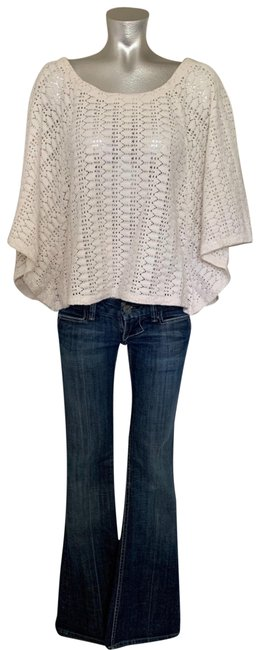 Preload https://img-static.tradesy.com/item/25570648/jen-s-pirate-booty-natural-lace-blouse-size-os-one-size-0-1-650-650.jpg