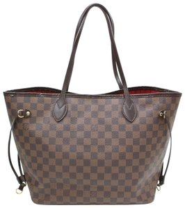 Louis Vuitton Neverfill Eben Neverfold Shoulder Bag