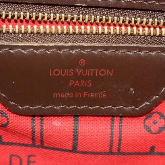 Louis Vuitton Neverfill Eben Neverfold Shoulder Bag Image 11