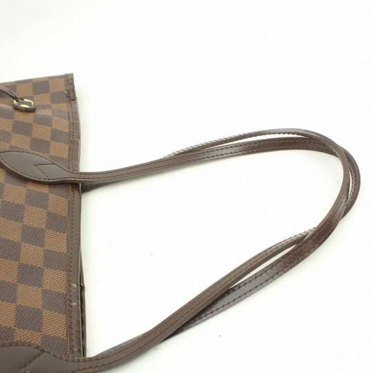 Louis Vuitton Neverfill Eben Neverfold Shoulder Bag Image 4