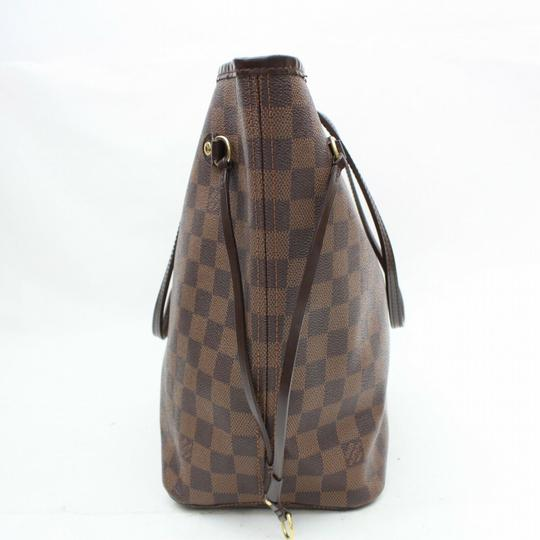 Louis Vuitton Neverfill Eben Neverfold Shoulder Bag Image 7