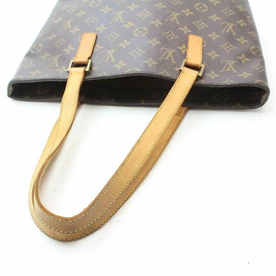 Louis Vuitton Luco Neverfull Sac Shopper All In Tote in Brown Image 4