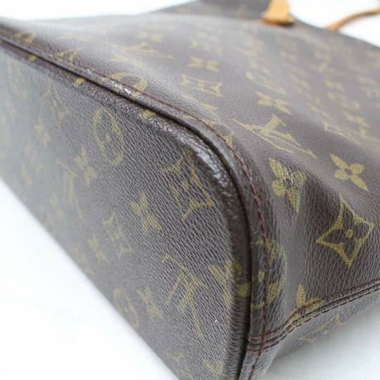 Louis Vuitton Luco Neverfull Sac Shopper All In Tote in Brown Image 6