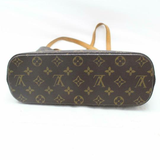 Louis Vuitton Luco Neverfull Sac Shopper All In Tote in Brown Image 8