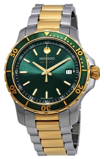 Preload https://img-static.tradesy.com/item/25570746/movado-green-two-tone-index-h-marker-gold-stainless-steel-quartz-round-men-s-watch-0-1-540-540.jpg