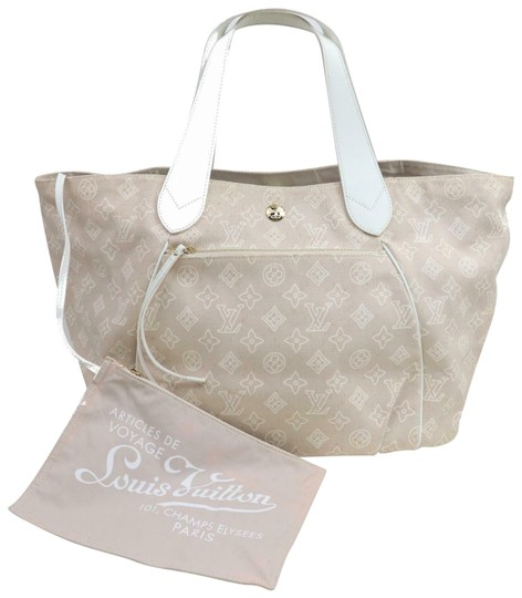 Preload https://img-static.tradesy.com/item/25570760/louis-vuitton-ipanema-cabas-limited-edition-sable-pm-with-pouch-870784-beige-cotton-canvas-tote-0-1-540-540.jpg