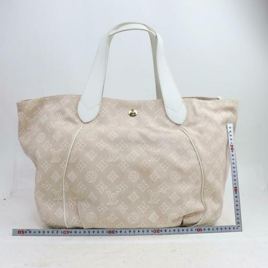 Louis Vuitton Tahitenne Limited Rare Cruise Neverfull Tote in Beige Image 5