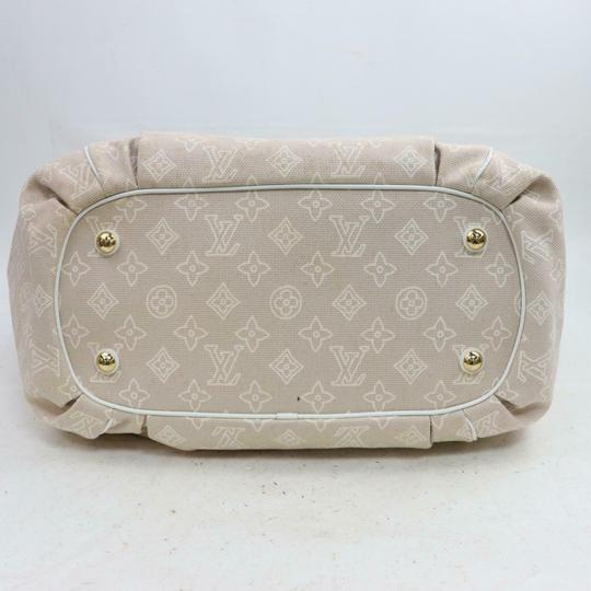 Louis Vuitton Tahitenne Limited Rare Cruise Neverfull Tote in Beige Image 6