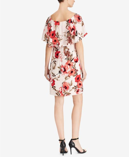 American Living short dress PINK FLORAL on Tradesy Image 1