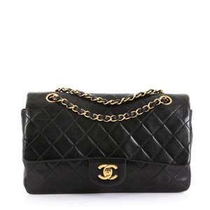 Chanel Classic Satchel in black