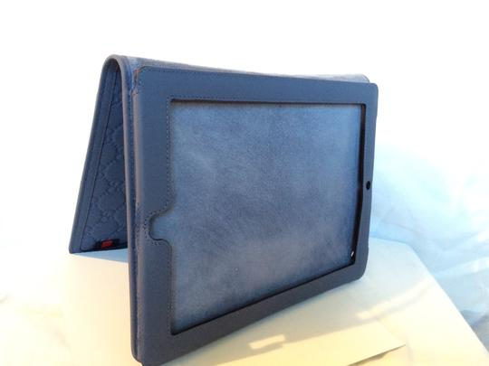 Gucci Gucci Embossed GG Leather iPad case Image 2