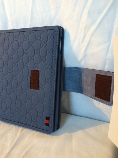Gucci Gucci Embossed GG Leather iPad case Image 3