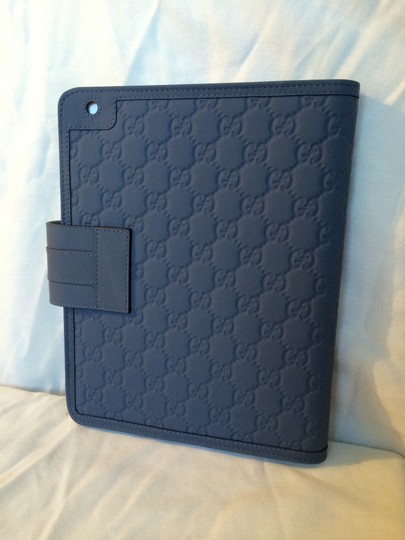 Gucci Gucci Embossed GG Leather iPad case Image 4
