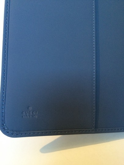 Gucci Gucci Embossed GG Leather iPad case Image 5
