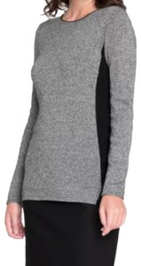NIC+ZOE Stying Flattering Panels Slimming Soft Long Sleeve Long Sleeve Sweater