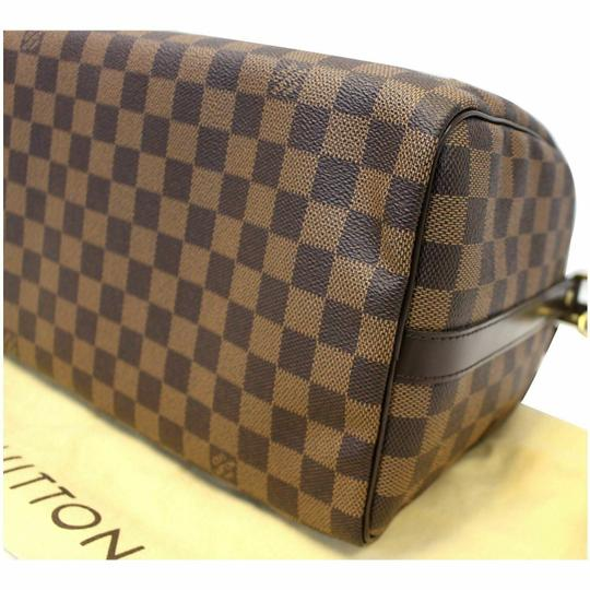 Louis Vuitton Satchel in Brown Image 6